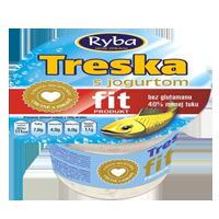 Treska fit s jogurtom, 140 g