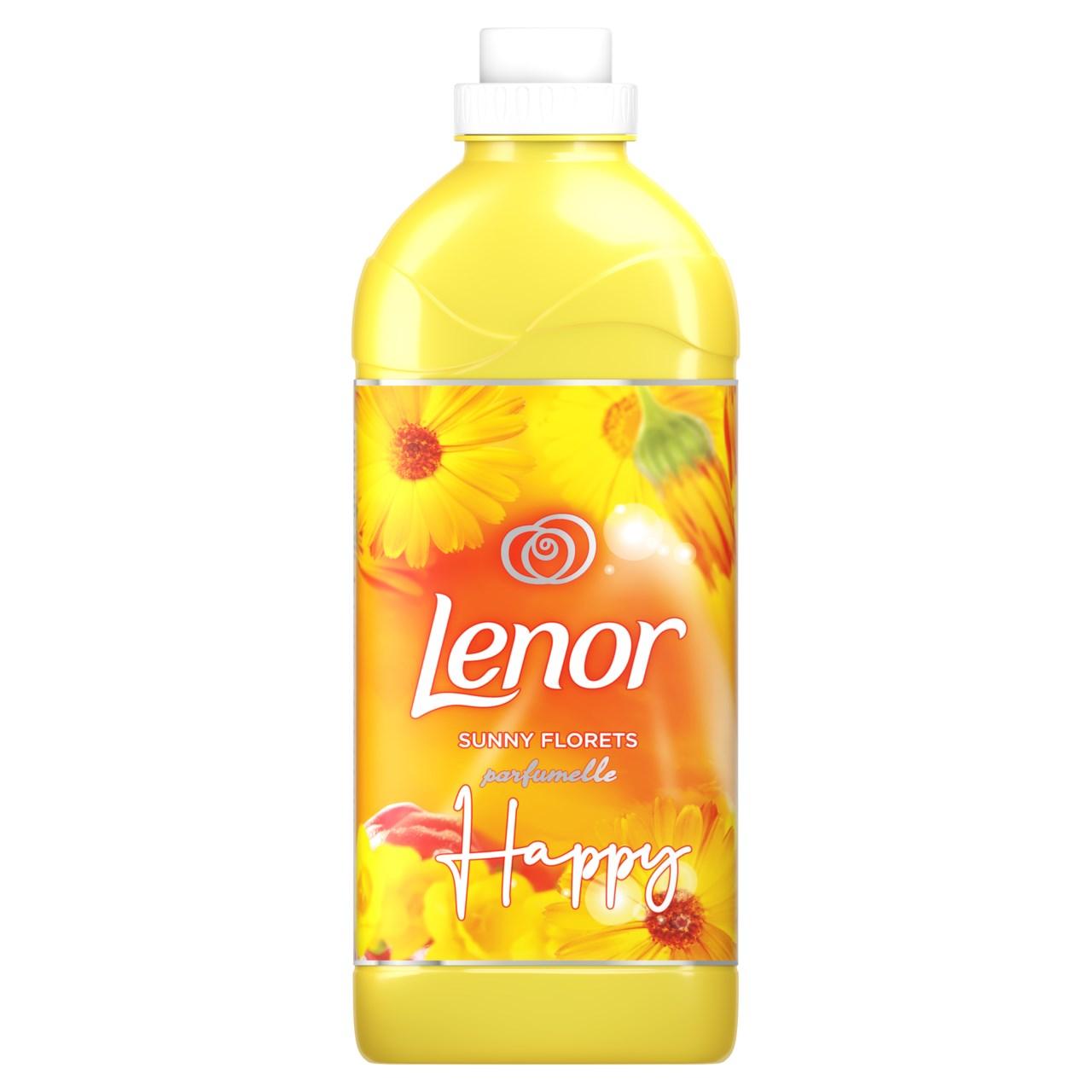 Lenor Sunny Florets aviváž 47 praní 1x1420 ml