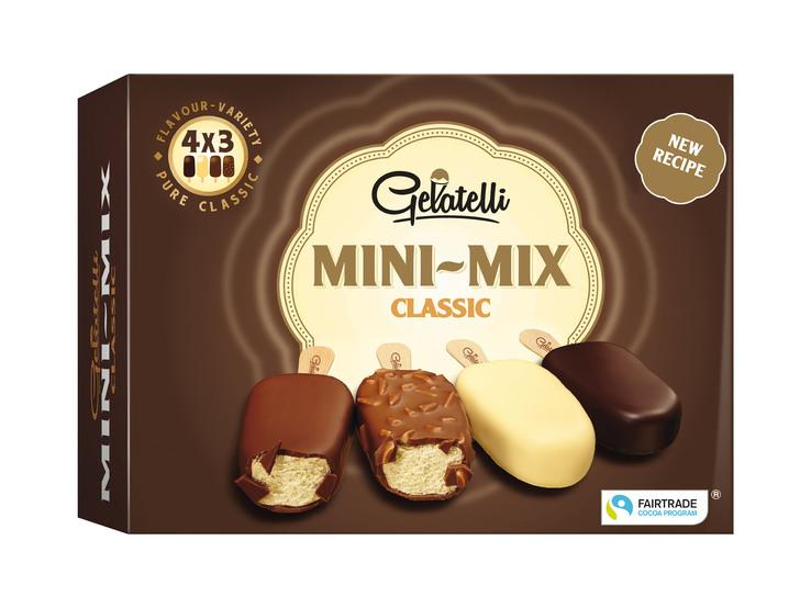 Mini Mix zmrzlina