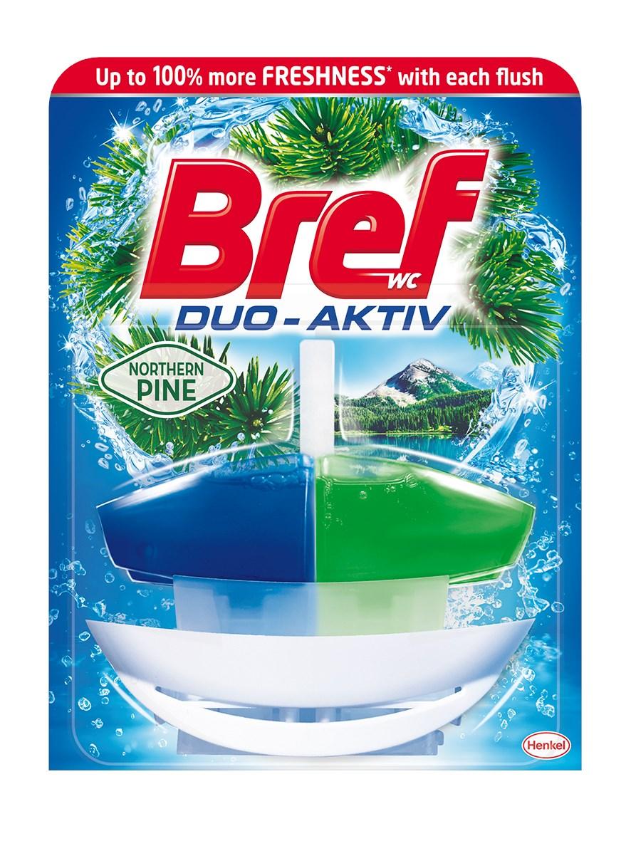 Bref Duo Aktiv Borovica 1x50 ml