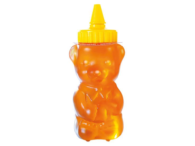 Medvedík med