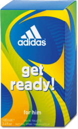 Get Ready!, 100 ml
