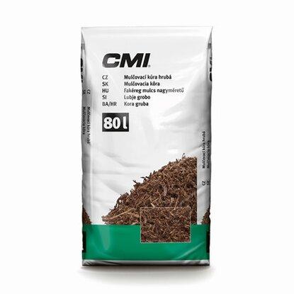 CMI Mulčovacia kôra 80l hrubá zrnitosť do 40mm