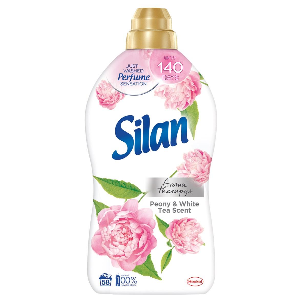 Silan Peony & White Tea aviváž 1x1450 ml