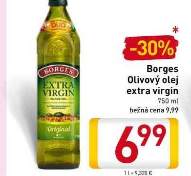 Borges olivový olej  750 ml