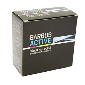 Barbus Active mydlo na holenie 1x150 g