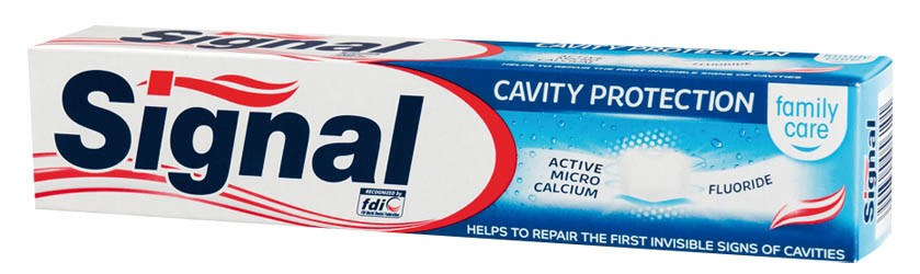 Signal family cavity protection zubná pasta 1x75 ml