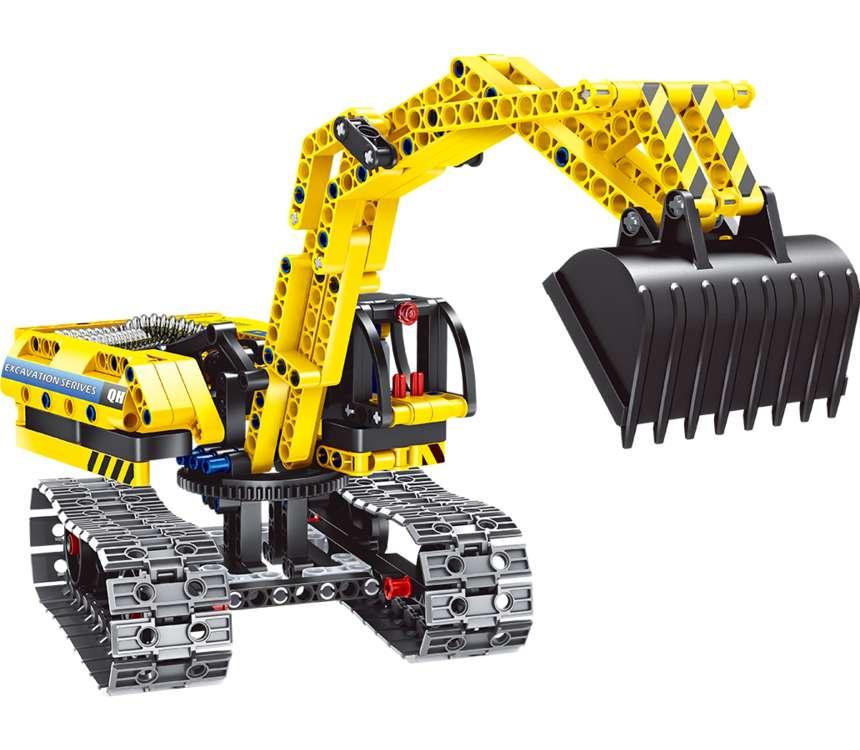 Stavebnica Tech Bricks