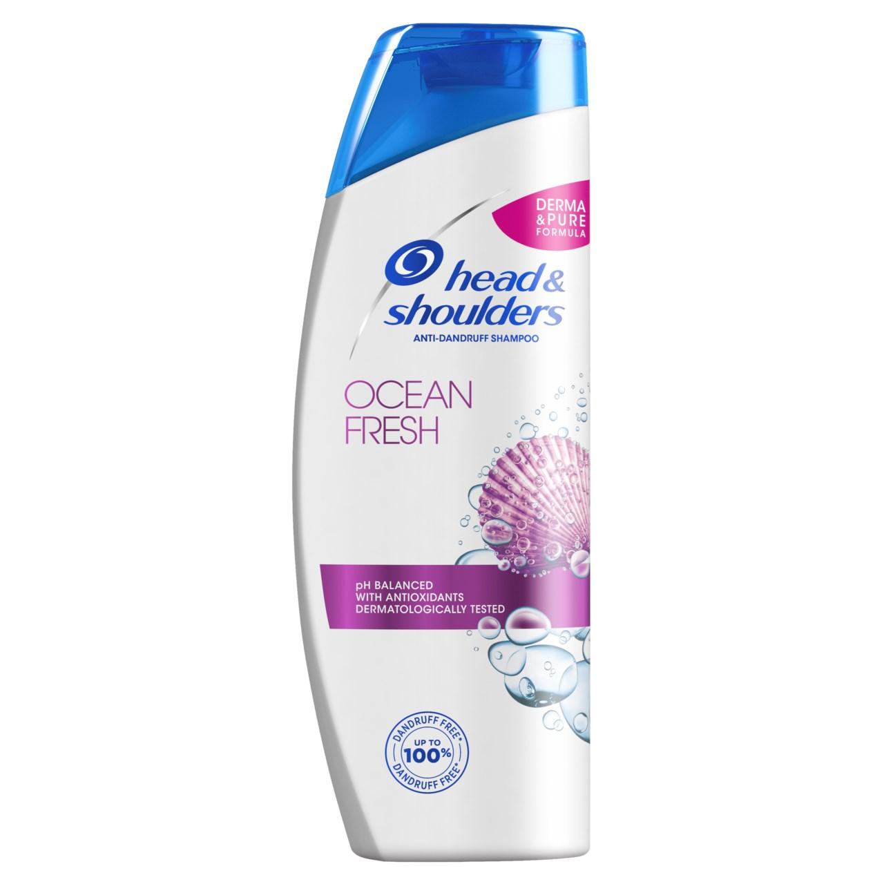 Head&Shoulders Ocean šampón na vlasy 1x540 ml