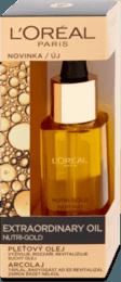 Pleťový olej Extraordinary Oil Nutri-Gold, 30 ml