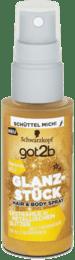 Vlasový a telový sprej Go'N'Glow Gold, 50 ml