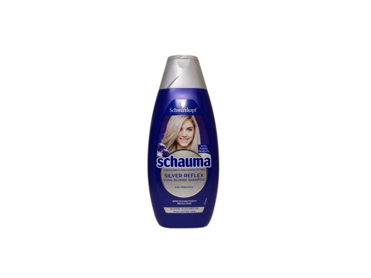 Schauma Silver Reflex šampón na vlasy 1x400 ml