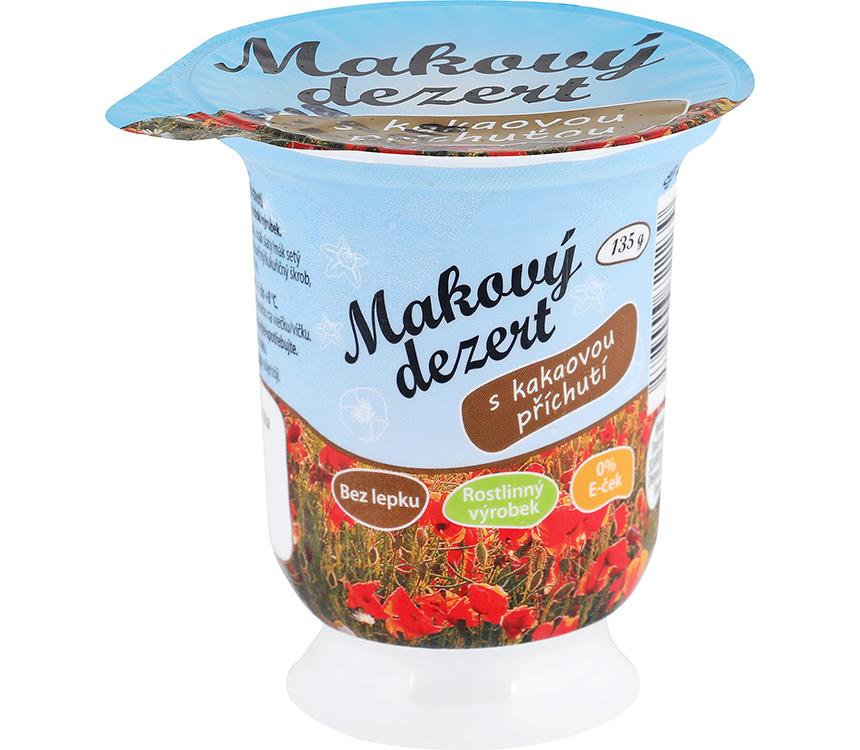 Makový dezert