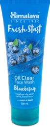 Čistiaci gél na tvár Fresh Start Blueberry, 100 ml
