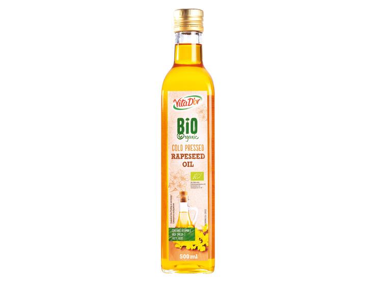Repkový olej