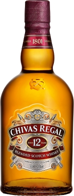 Chivas Regal 12YO 40% 0,70 L