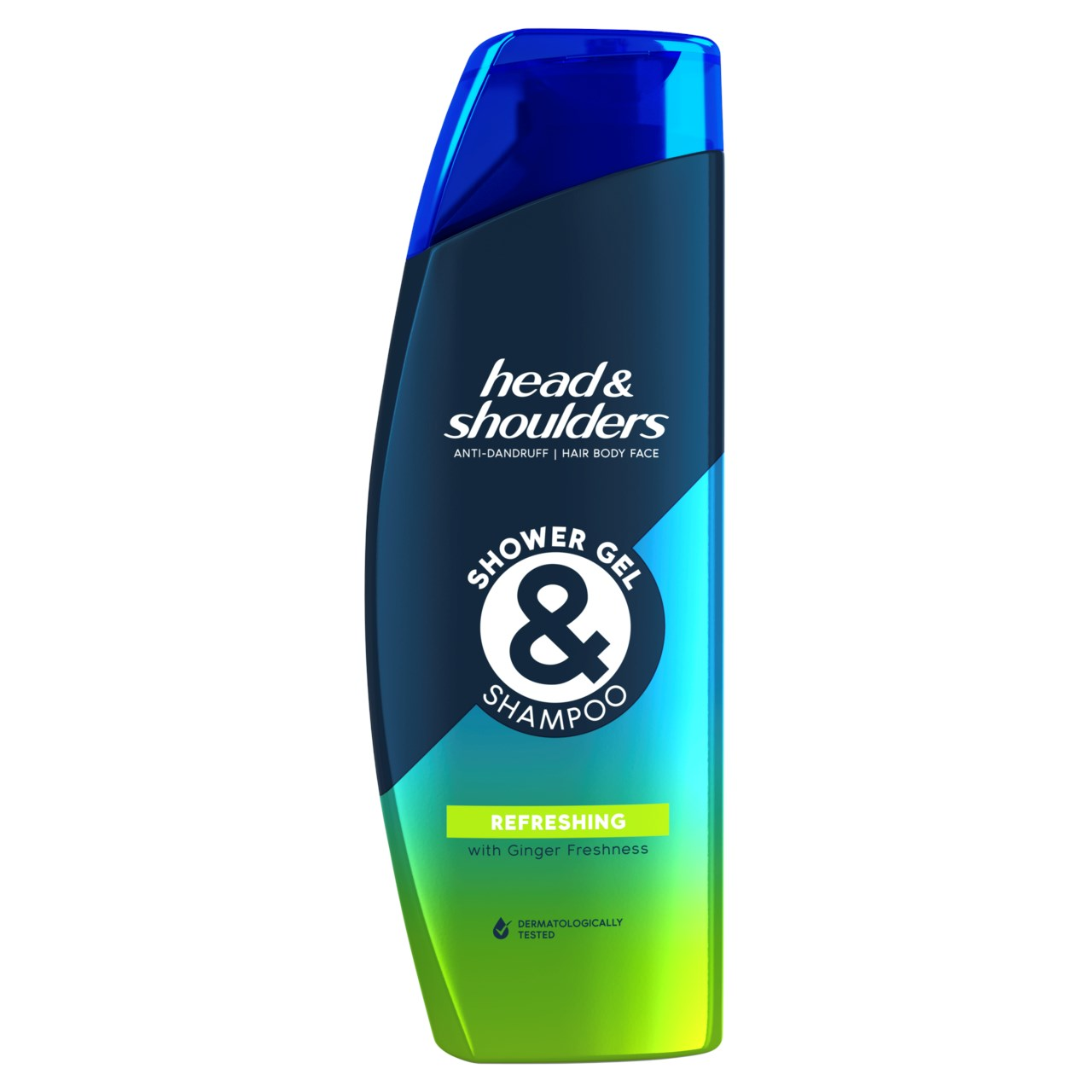 Head&Shoulders Refreshing sprchový gél 1x270 ml