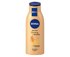 Nivea Q10 tónovacie telové mlieko 400ml