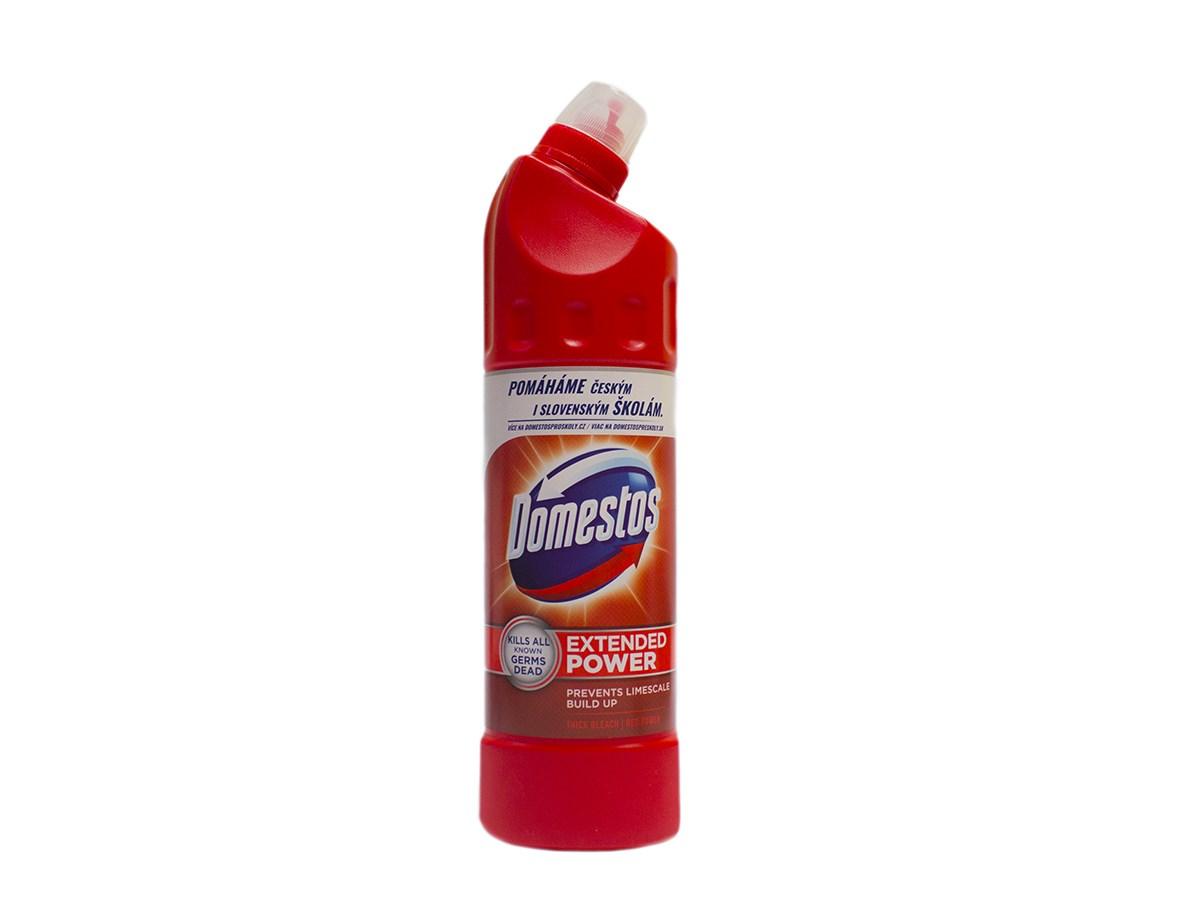 Domestos Power Red čistič WC 1x750 ml
