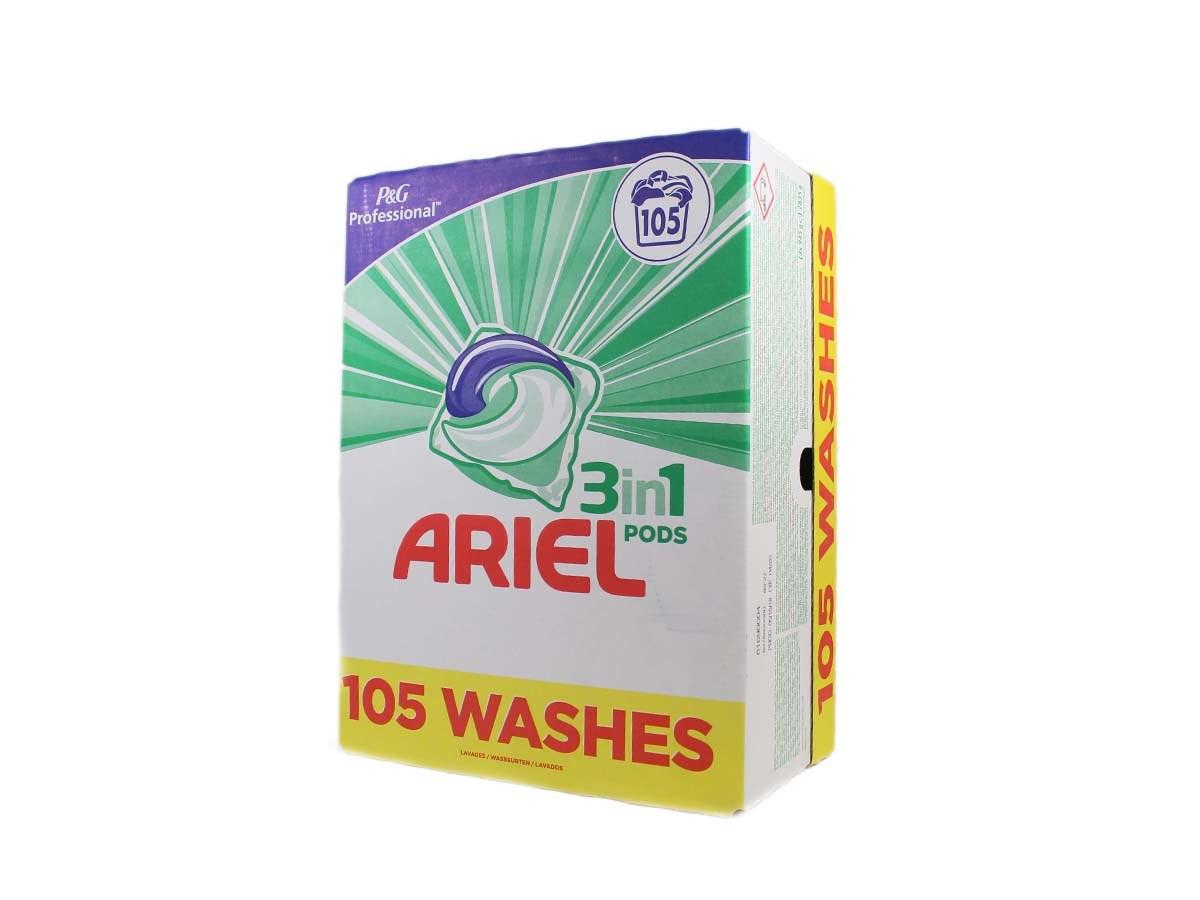 Ariel Regular gelové kapsule 3x35ks