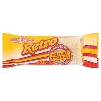 Sójová tyčinka Retro