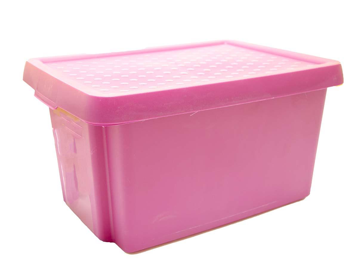 Box úložný Essentials 16l fialový Curver 1ks
