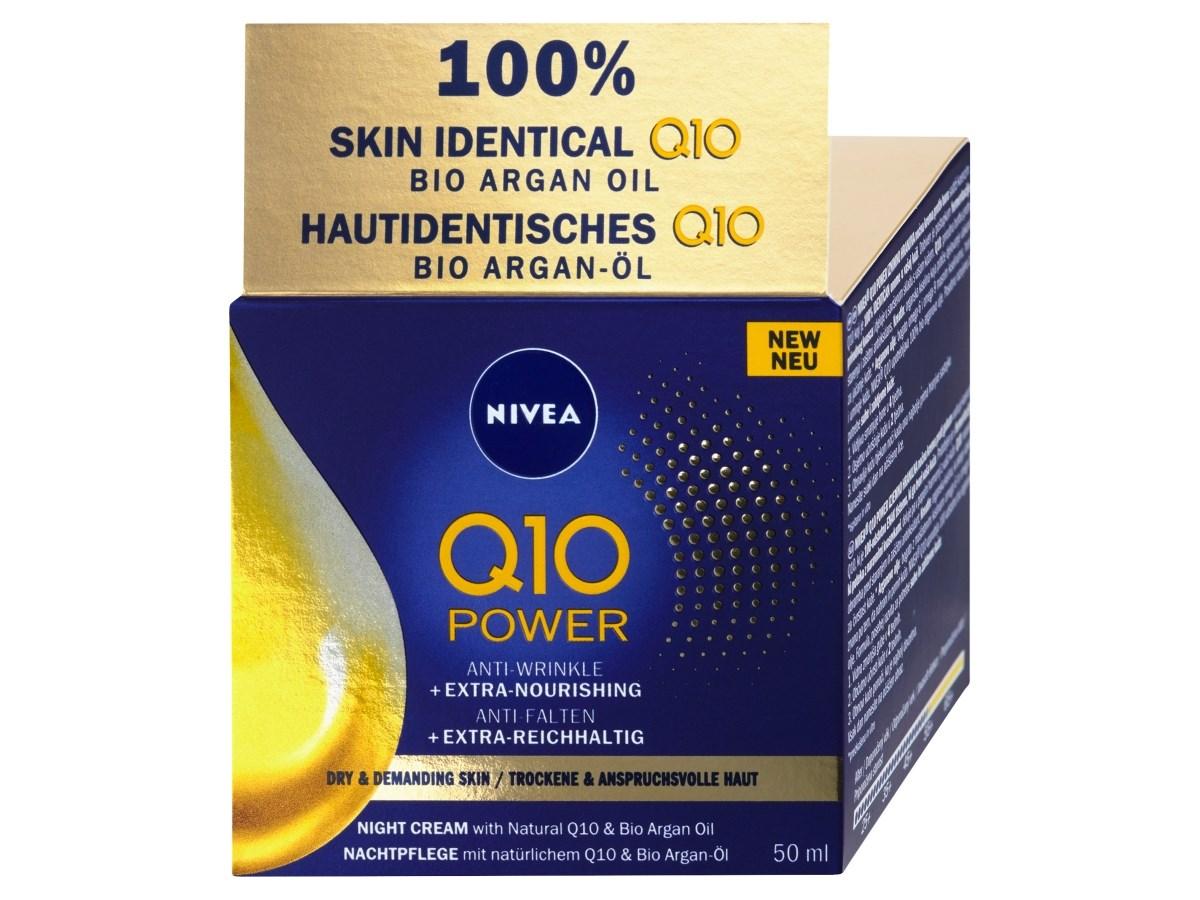 Nivea Q10 Power výživný nočný krém 1x50 ml