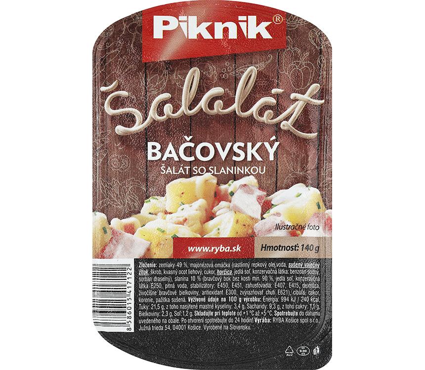 Bačovský šalát
