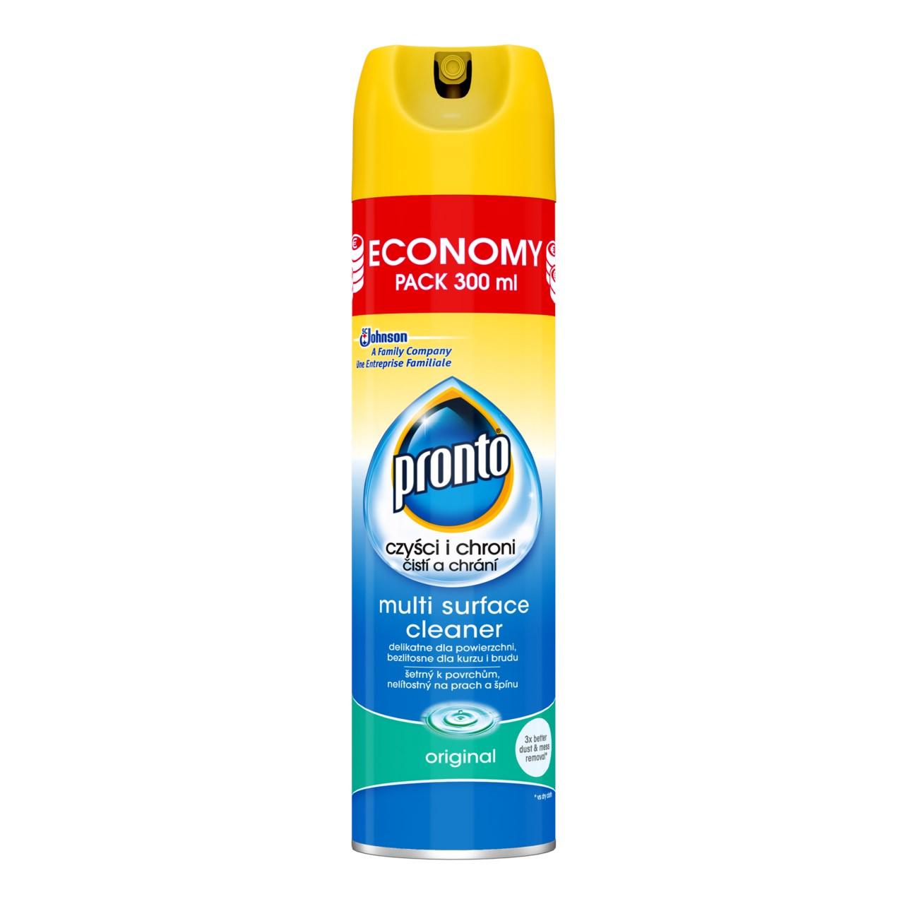 Pronto aerosól proti prachu 1x300 ml