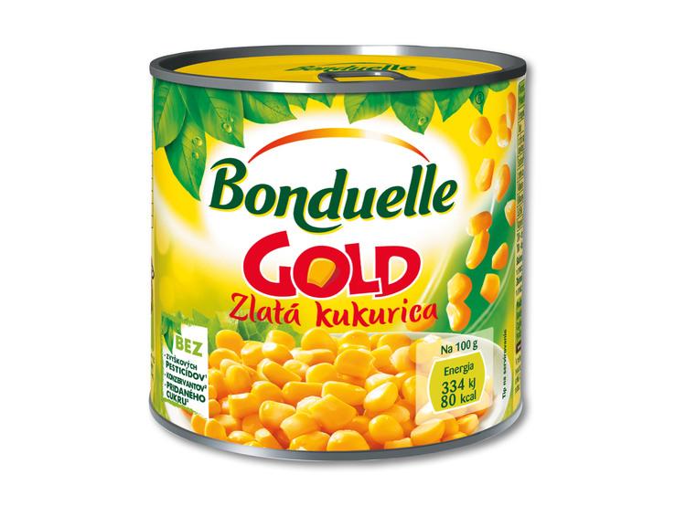 Zlatá kukurica