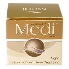 Medi krém lipozómový nočný 1x50 g
