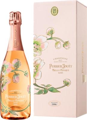 Perrier Jouet Belle Epoque Rosé Deluxe 2006 12,5% 0,75 L