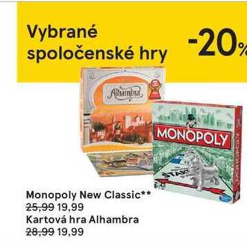 Monopoly New Classic