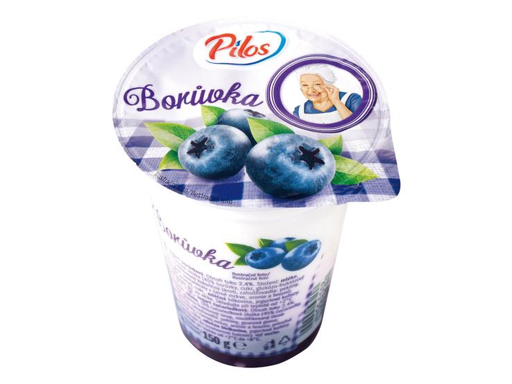Babičkin jogurt