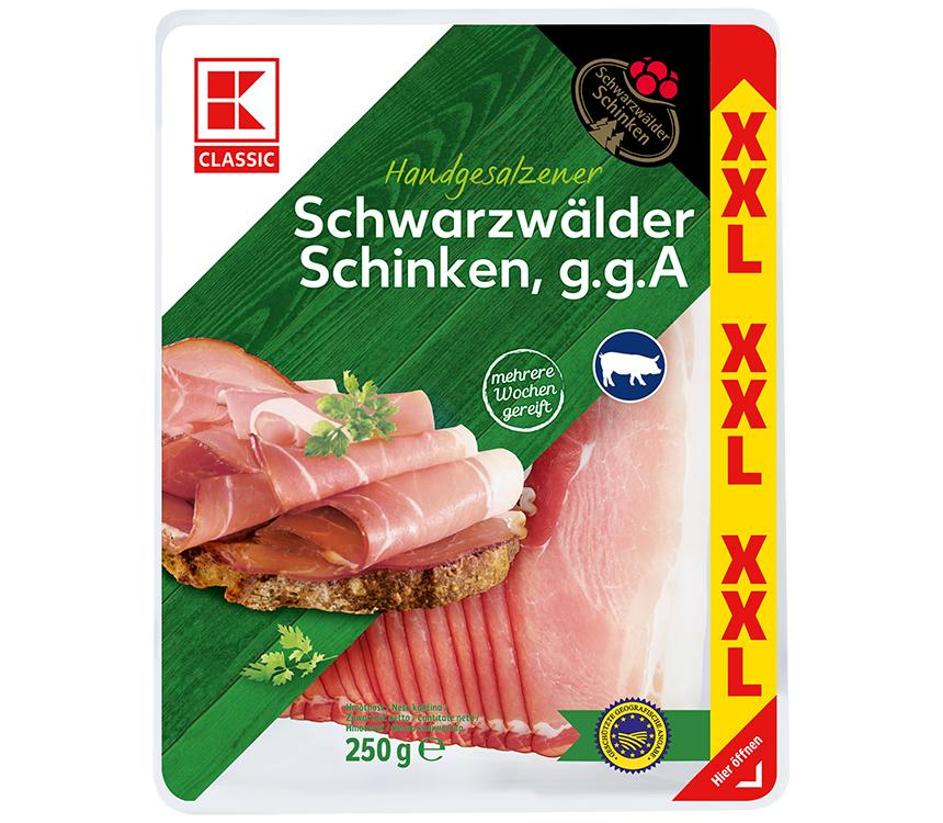 Schwarzwaldská šunka XXL