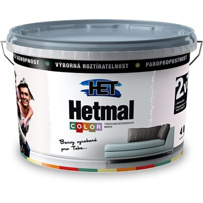 Hetmal Color Anna 203 krémová 4 kg