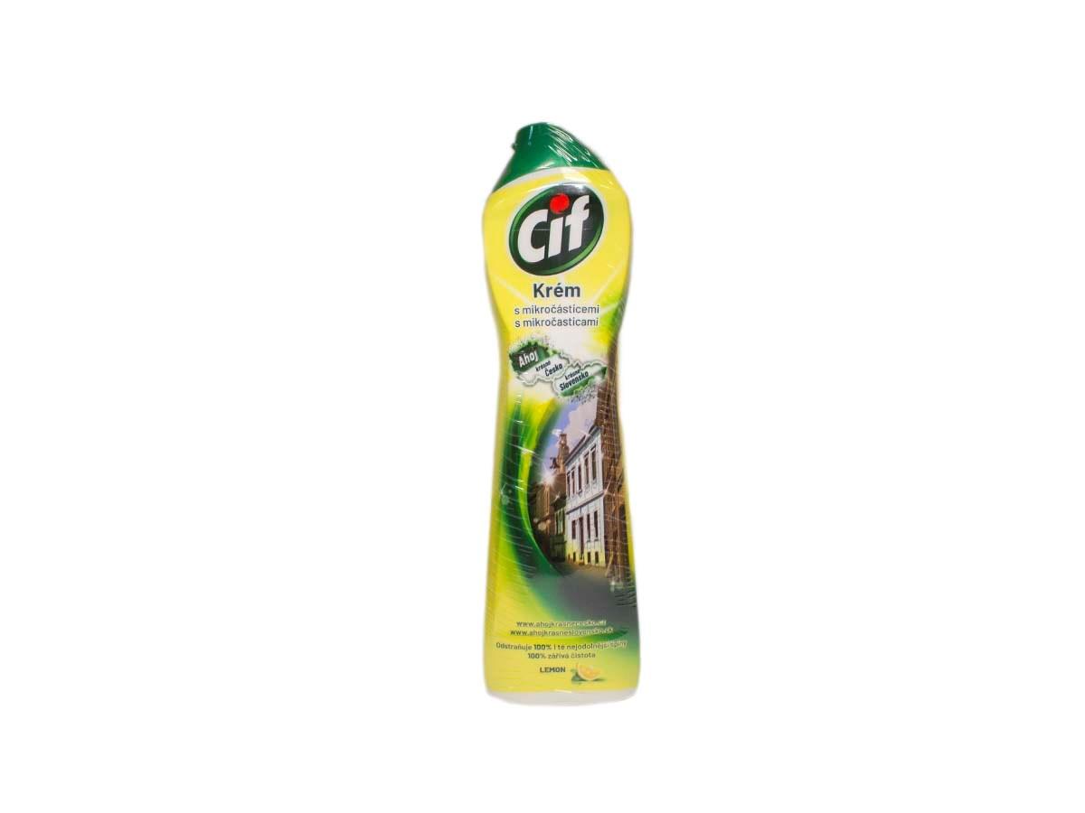 Cif Lemon čistiaci krém 1x500 ml