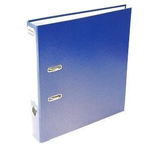 Šanón/zakladač A4/5cm pákový modrý SIGMA 1ks