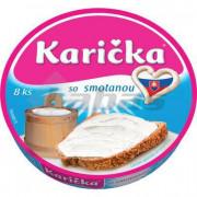 SYR KARIČKA SO SMOTANOU 125g