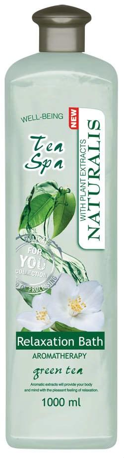 Naturalis Tea Spa pena do kúpeľa 1x1 l