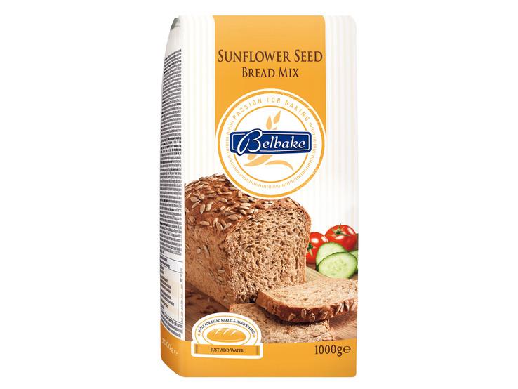 Zmes na pečenie chleba