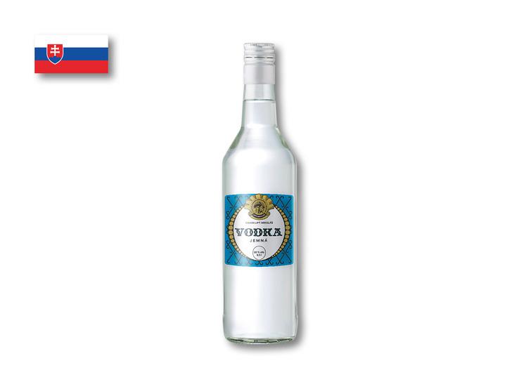 Vodka/ Tuzemský um/ Borovička