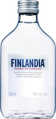 Finlandia vodka 40% 0,20 L