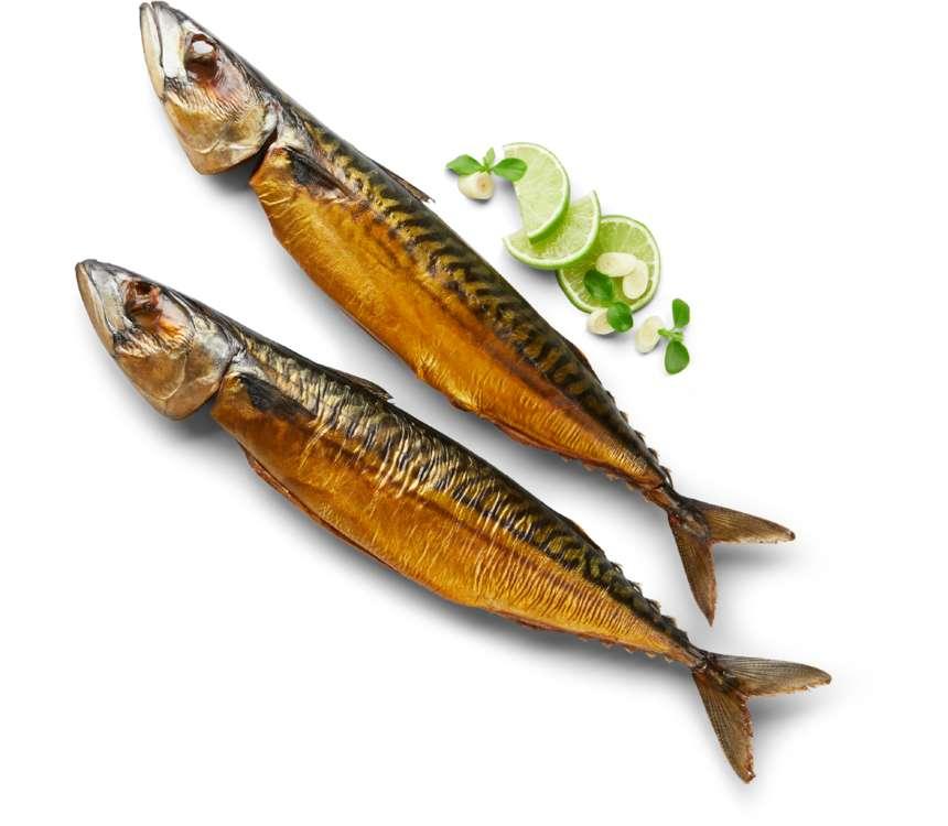 Údená makrela
