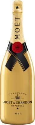 Moet & Chandon Impérial Golden Sleeve 12% 0,75 L