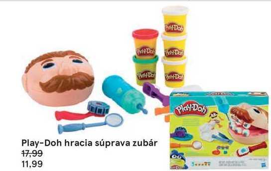 Play-Doh hracia súprava zubár