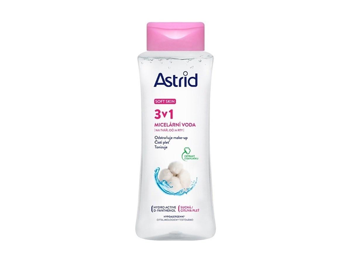 Astrid Soft Skin micelárna voda 1x400 ml