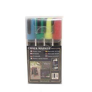 Popisovač 2-6mm 4 farby 4ks