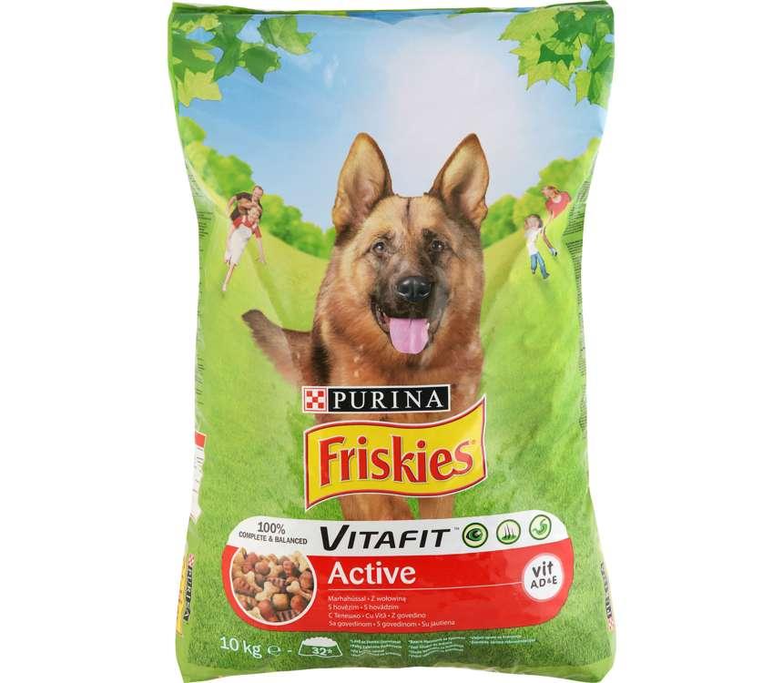 Kompletné krmivo pre psy
