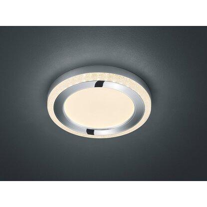 Stropné LED svietidlo Slide biele 2-ramenné 16W 1600lm teplá farba trieda: A+